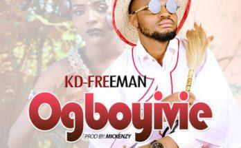 "KD Freeman ""Ogboyivie"" www.djitunez.com"