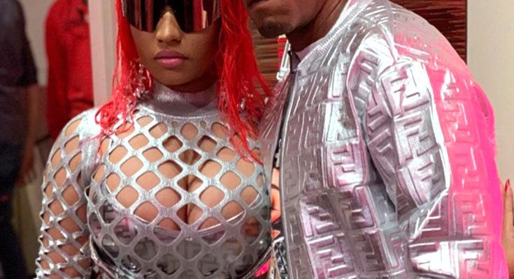 Nicki Minaj's Husband, Kenneth Petty Arrested