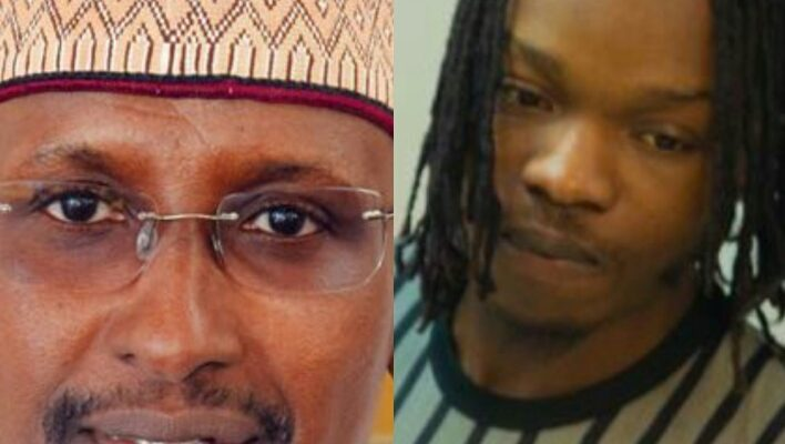 ENTERTAINMENT: FCT Minister Muhammad Bello Said Naira Marley And Co Will Face Judgment For Breaking The Law -www.djitunez.com