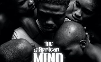 "Music: Vector – ""The African Mind"" EP _ artwork - www.djitunez.com"