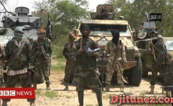 "NEWS: Shekau Requests Thugs To Join The Terrorist Group Saying; ""Allah Said Boko Haram Should Kill"" -www.djitunez.com"