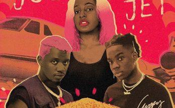 "Download: Cuppy x Rema x Rayvanny – ""Jollof On The Jet"" -www.djitunez.com"