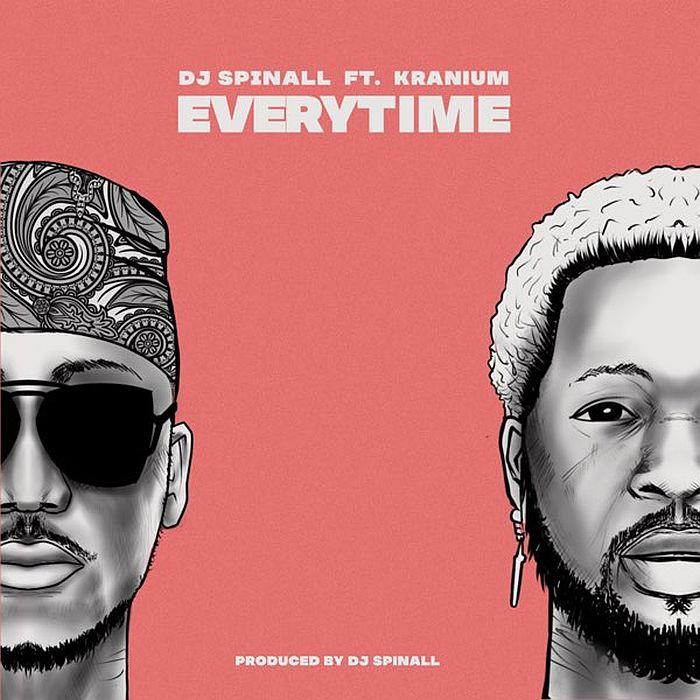 "Video: DJ Spinall – ""Everytime"" ft. Kranium -www.djitunez.com"