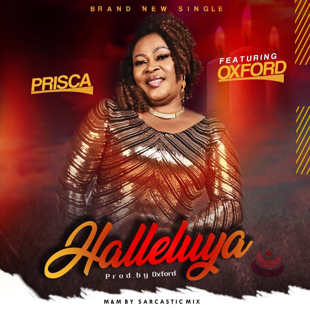 """Download: Prisca """"Halleluya"""" ft. Oxford -www.djitunez.com"""
