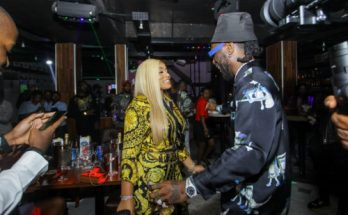 British Ragga Artiste, Stefflon Don Gushes Over Burna Boy As He Celebrates 29th Birthday -www.djitunez.com