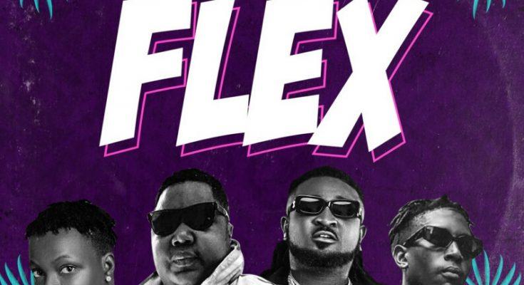 "Music: Lakizo Entertainment Presents; Ceeza Milli X Terri X Bella Shmurda – ""Flex"" -www.djitunez.com"