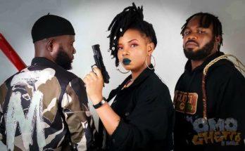 "Yemi Alade And Slimcase Features In Funke Akindele's Incoming Movie ""Omo Ghetto: The Saga"" www.djitunez.com"