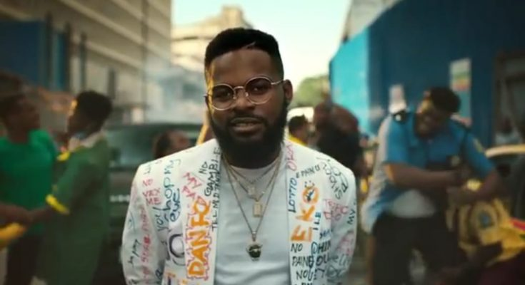 Falz Plea With Nigerians To Continue With #EndSARS Movement -www.djitunez.com