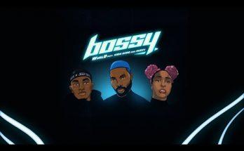 """Download: WurlD – """"Bossy"""" ft. Kida Kudz, Cuppy -www.djitunez.com"""