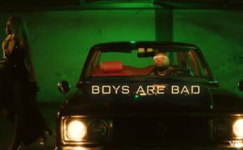 "[Video]: Kizz Daniel – ""Boys Are Bad"" -www.djitunez.com"