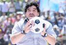 Diego Maradona Dies At 60- www.djitunez.com