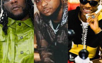 Davido Opens Up About His Beef With Burna Boy & Wizkid -www.djitunez.com