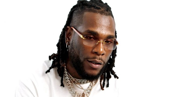 Burna Boy Dragged For Not Giving Credit -djitunez.com