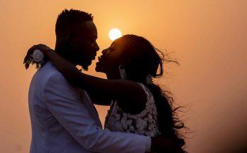 Adekunle Gold And Wife, Simi Celebrate - djitunez.com