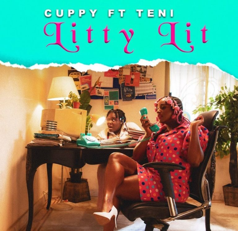 "Cuppy – ""Litty Lit"" (Video + MP3) Download -djitunez.com"