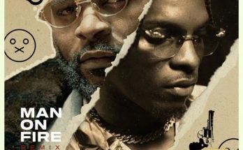 Idahams – Man on Fire (Remix) -Download (Music) MP3 -DJITUNEZ.COM
