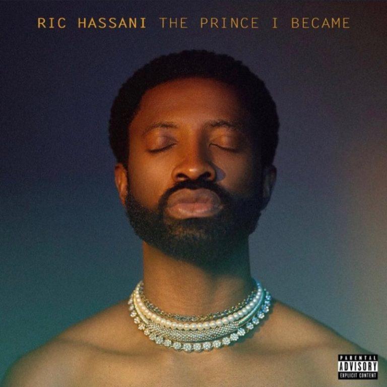 "Ric Hassani – ""The Prince I Became"" | Download Album | www.djitunez.com"