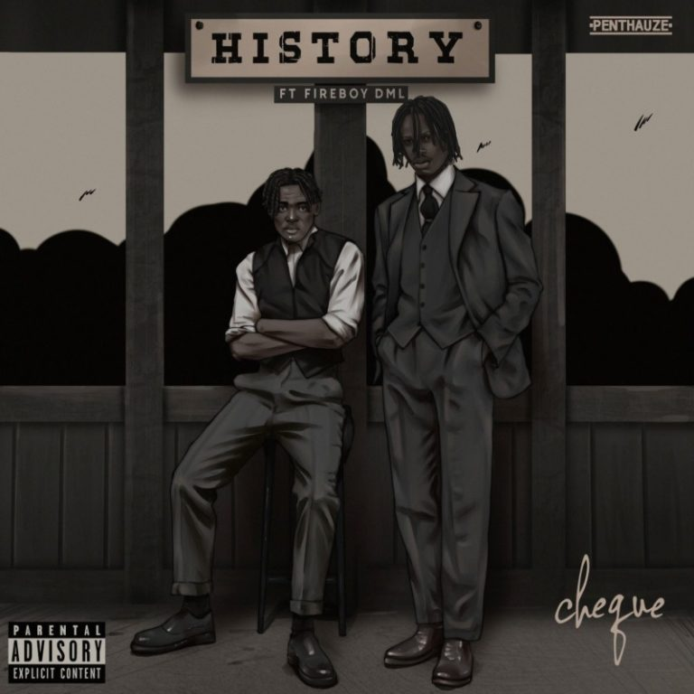 "Cheque – ""History"" - www.djitunez.com"