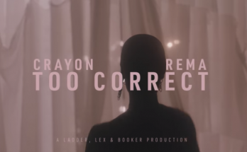 """Crayon """"Too Correct"""" Video - www.djitunez.com"""