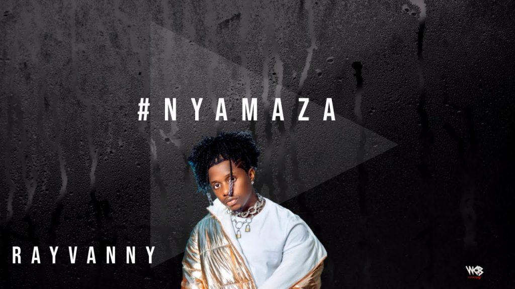 "Rayvanny ""Nyamaza"" mp3 Download."