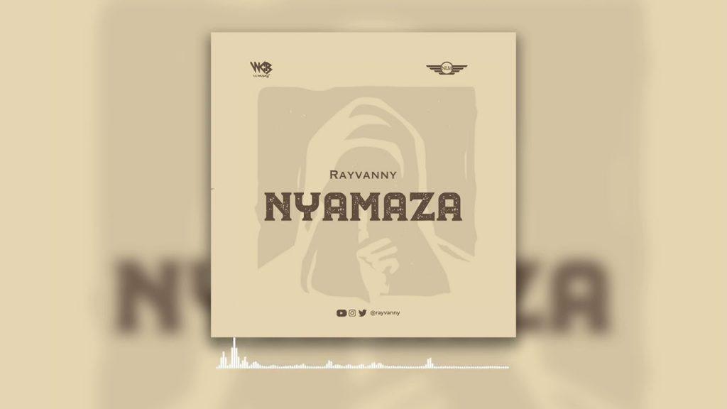 """Rayvanny New Song """"Nyamaza"""" mp3 Download."""