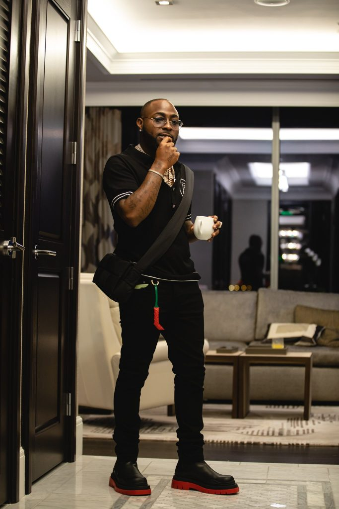 Davido Promises To Announce New Partnership With An Amazing Brand Later Today - www.djitunez.com