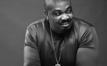 Don Jazzy Break Dance's To The Record 'Fine Fine'