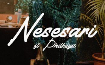 """Kizz Daniel – """"Nesesari"""" ft. Philkeyz MP3 & Lyrics -www.djitunez.com"""