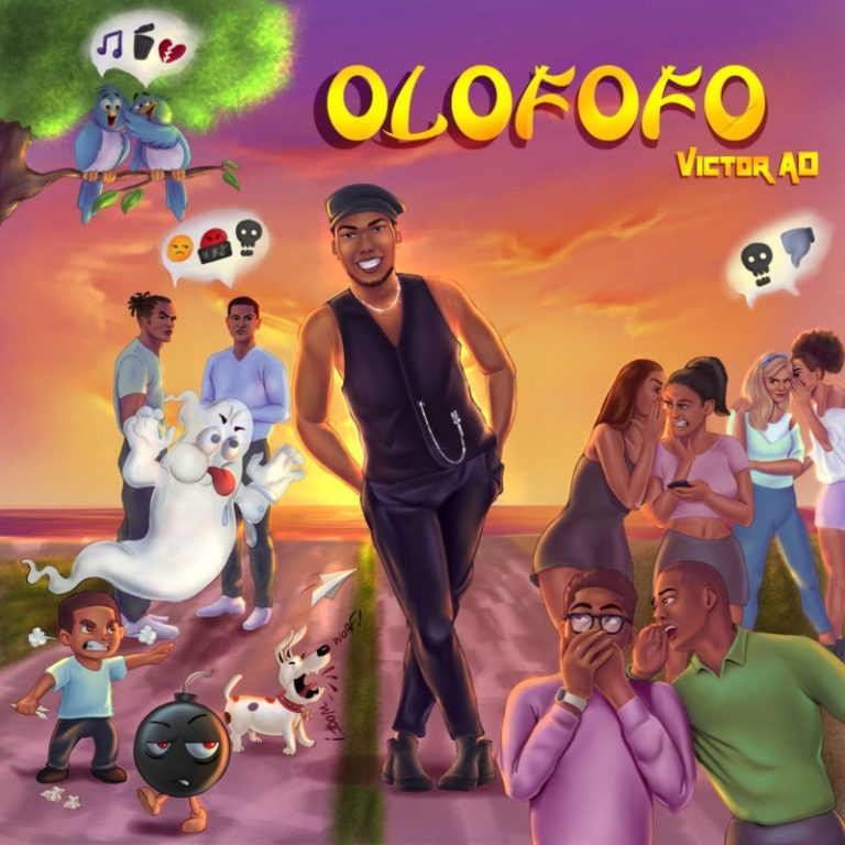 Download Olofofo by Victor AD   Www.djitunez.com