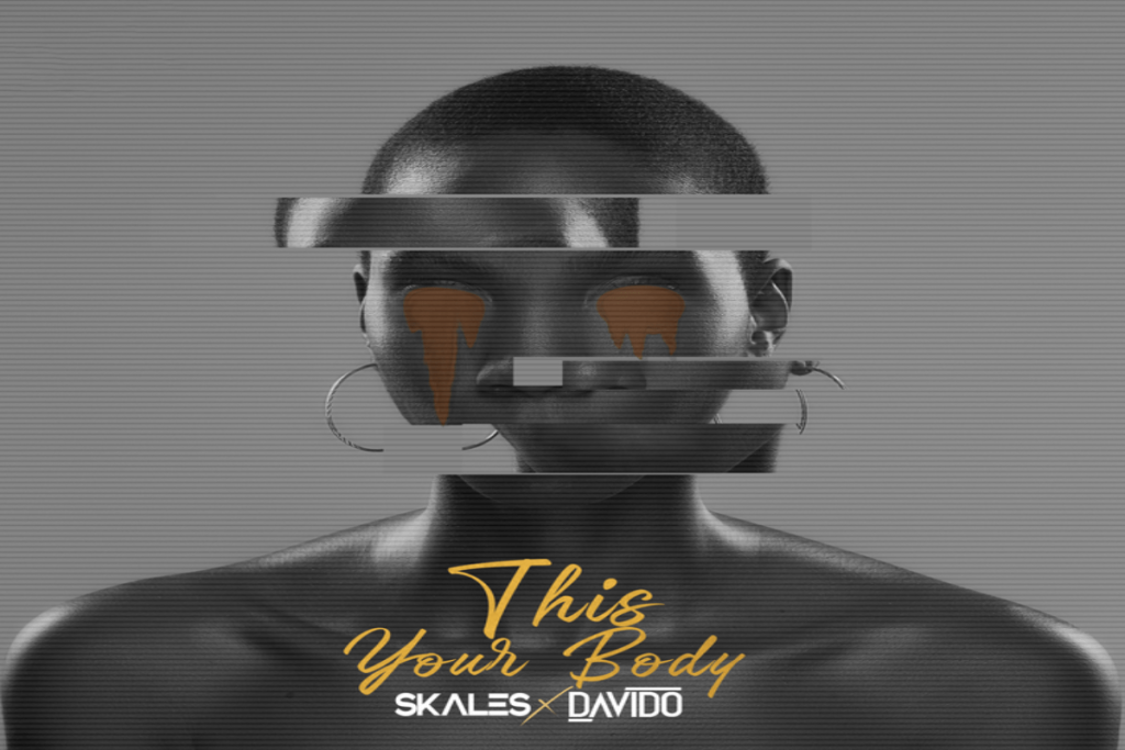 Skales has finally release his newest project tagged 'This your body' with Davido-Www.djitunez.com