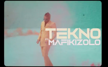 "Tekno x Mafikizolo – ""Enjoy"" (Remix) Download Video & MP3 - www.djitunez.com"