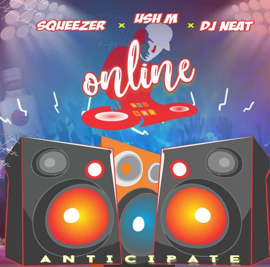 Squeezer Announces Release Date For a New Record 'Online' - Www.djitunez.com
