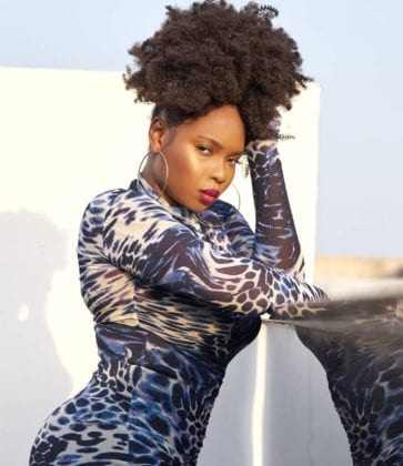 Yemi Alade Bags An Award For; Best Female Artist in Africa.
