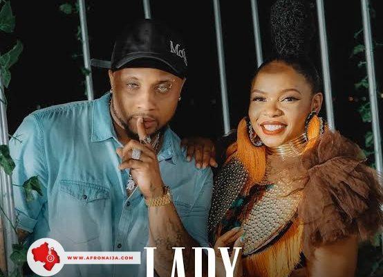 "B Red - ft. Yemi Alade - ""Lady"" Download-www.djitunez.com"