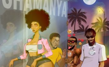 Phenom ft. Phyno & Olamide - Shamanya MP3 Download-www.djitunez.com