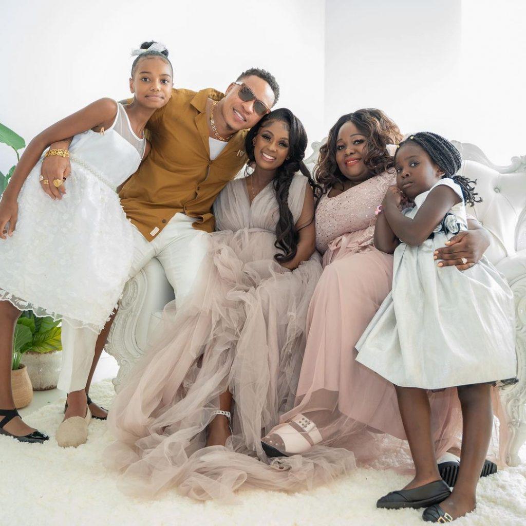 Rotimi And Venessa Mdee Celebrate Baby Shower In Style-www.djitunez.com