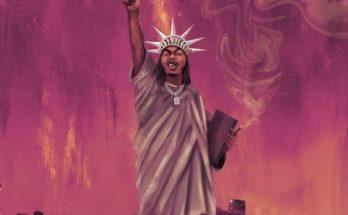 (Lyrics): Naira Marley - 'First Time in America' Lyrics-www.djitunez.com